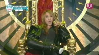 getlinkyoutube.com-CL & 2NE1_나쁜기집애, Falling in love (CL & 2NE1 of 20'S Choice 2013.7.18)