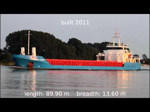 Click to view video SERRA ATASOY - 9579468 - Germany - Weser - Brake Unterweser