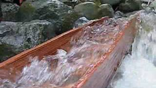 getlinkyoutube.com-Building a sluice box