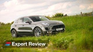 getlinkyoutube.com-Porsche Macan SUV expert car review