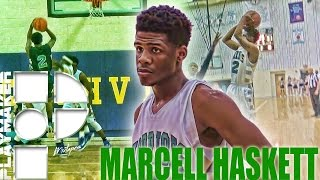 Marcell Haskett Official Senior Mixtape!