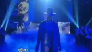Undertaker new Entrance 2011