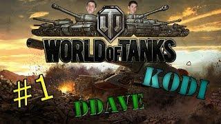getlinkyoutube.com-Induljon a háború! | World of Tanks #1
