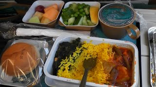 getlinkyoutube.com-Oman Air inflight experience: If things can go wrong, they always go wrong