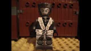 getlinkyoutube.com-Lego ninjago custom;sensei Zane and more !