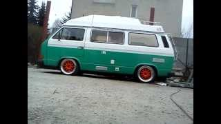 getlinkyoutube.com-Vw t3 airride