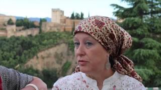 getlinkyoutube.com-Muslim Women in Granada, Spain