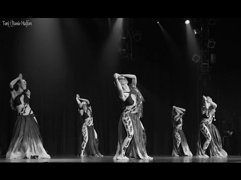 April Rose's modern fusion bellydance at The Massive Spectacular!
