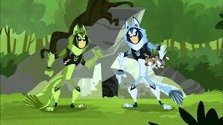 getlinkyoutube.com-Wild Craft 2 Monkey Mayhem game for kids