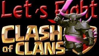 getlinkyoutube.com-Clash of Clans - ... Pekka Angriff (voll die Pleite)