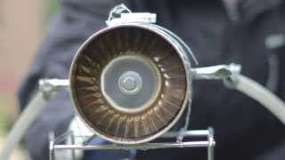 getlinkyoutube.com-Homemade Axial Jet Engine
