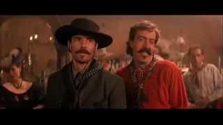 getlinkyoutube.com-Tombstone   Doc Holliday meets Johnny Ringo