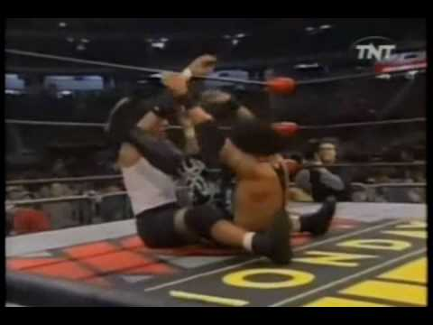 WCW Monday Nitro 1-4-99 Rey Mysterio and Billy Kidman vs Psicosis and Juventud Guerrera