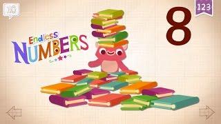 getlinkyoutube.com-Endless Numbers: Educational App for Kids