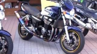 getlinkyoutube.com-GSX1400 GSX-R1100WR GSX-R1100 Suzuki ライダーズカフェMACHⅢ