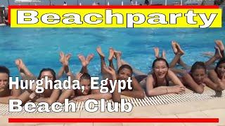 getlinkyoutube.com-Pool Party Egypt - بكيني في مارينا