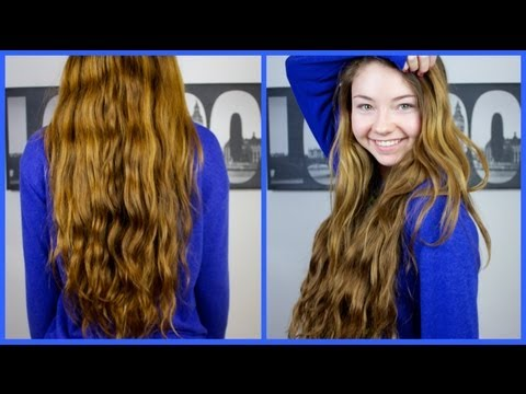 Hair Care/How to grow your hair longer & faster!
