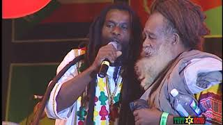 TUFF GONG TELEVISION PRESENTS !SMILE JAMAICA! NYABINGHI DRUMMERS