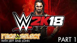 The Dojo - WWE2 K18 - Part 1