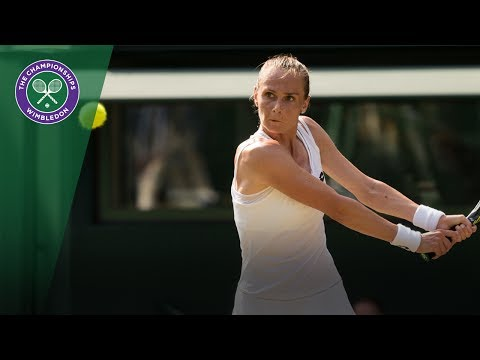 NEVER GIVE UP - Play of the Day - Rybarikova