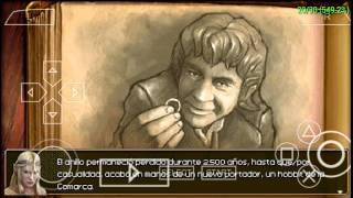 getlinkyoutube.com-El Señor De los Anillos Las Aventuras De Aragorn Español PPSSPP android/PC/IOS + Enlace Descarga