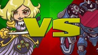 getlinkyoutube.com-Phoebe vs Lorrian (100 OPS Points) - Battleborn Gameplay Highlight