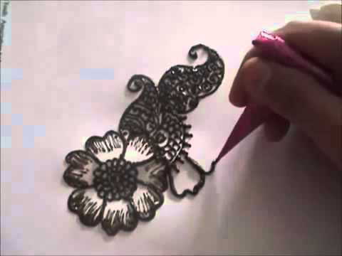 Henna Mehandi design   Design your own Mehndi   best Mehndi Designs for karva chauth   YouTube