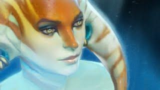 getlinkyoutube.com-Dota 2 Hero Spotlight - Slithice the Naga Siren