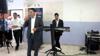 getlinkyoutube.com-אשר גבאי עם הזמר יעקב שוואקי - שידור חי רדיו קול ברמה