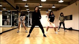 getlinkyoutube.com-Watch Me Work-Tinashe | Minji Choreography | Peace Dance Studio
