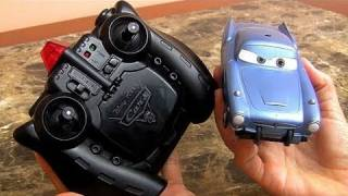 getlinkyoutube.com-Cars 2 Zero Gravity Finn McMissile Air-Hogs Disney Pixar Zero-G Spin Master Toy Review Blucollection