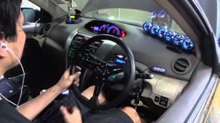 getlinkyoutube.com-New vios turbo (tune E20) 330hp
