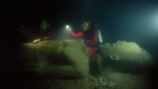 getlinkyoutube.com-Sunken Egyptian Nephilim City Discovered