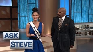 getlinkyoutube.com-Miss Universe: The Truth - Miss Universe sets the record straight || STEVE HARVEY