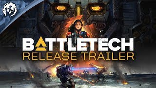 BATTLETECH - Megjelenés Trailer