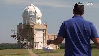 En el Servicio Meteorológico de Topeka se realizan pruebas de prevención contra Huracanes