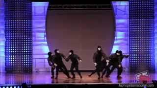 أحلى رقص هيب هوب ممكن تشوفه فى حياتك Jabbawockeez - Hip Hop Dance