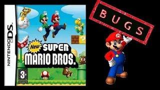 getlinkyoutube.com-3 Bugs in New Super Mario Bros DS Singleplayer