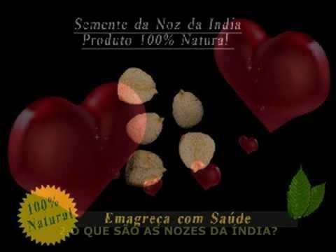 Emagreça com Noz da India