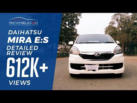 Daihatsu Mira e:S Detailed Review: Price, Specs & Features   PakWheels