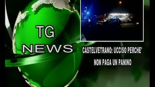 Tg News 11 Gennaio 2016