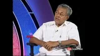 getlinkyoutube.com-M G Radhakrishnan's interview with Pinarayi Vijayan:Part 1: 4th October 2014