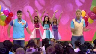 Hi-5 House songs compilation - Season 15 (2014-2015)