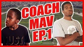 getlinkyoutube.com-Coach Mav Ep.1 - THE PRE-TEST!!   Madden 16 Gameplay