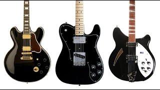 getlinkyoutube.com-Top 10 Guitar Models of All Time