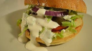getlinkyoutube.com-Home made Burger (Casho/Qado)