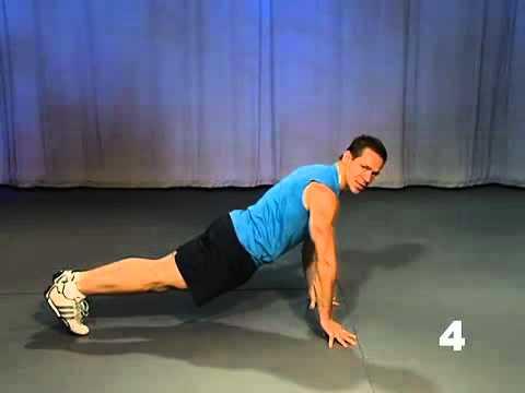 تقوية عضلات أعلى الجسد منزليا بدون أدوات تدريبية   YouTube