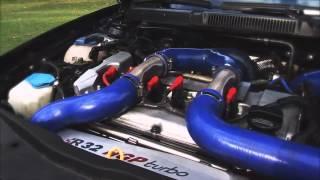 getlinkyoutube.com-VW Golf 4 Tuning: engineered and designed beautifully (2003 R32 HGP Turbo)