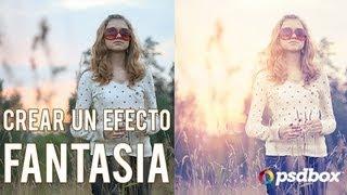 getlinkyoutube.com-Paso a Paso - Crea efectos de luz y fantasia en tus fotos