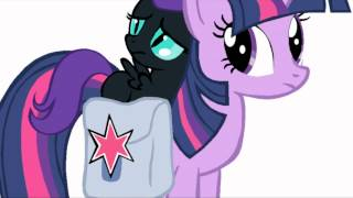 getlinkyoutube.com-Twilight Sparkle and Nyx - When She Loved Me